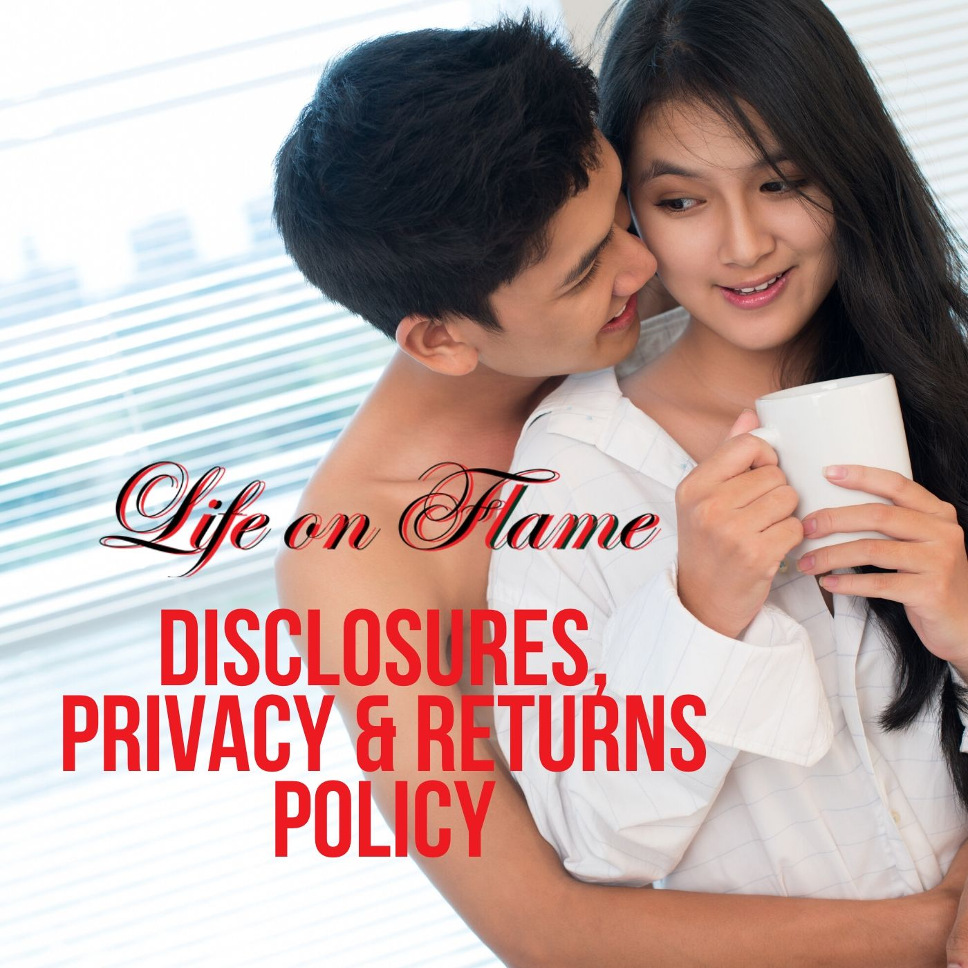 LIF - Disclosures, privacy & returns policy