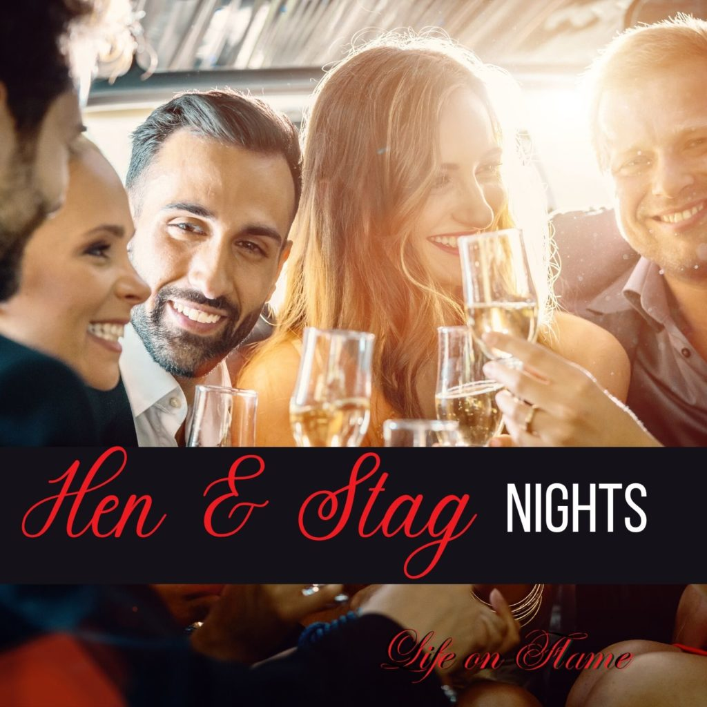 Hen and Stag Nights Props - Life on Flame - pleasure in life Get your hen and stag nights props and costume with us. Get the thrill before getting yourself in your marriage sex and life.